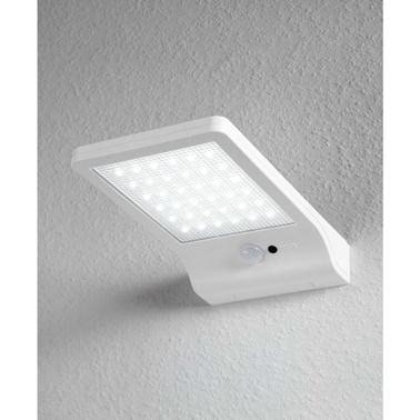 Osram Osram Beyaz Güneş Enerjili (Solar) Hareket Sensörlü Led Aplik Beyaz